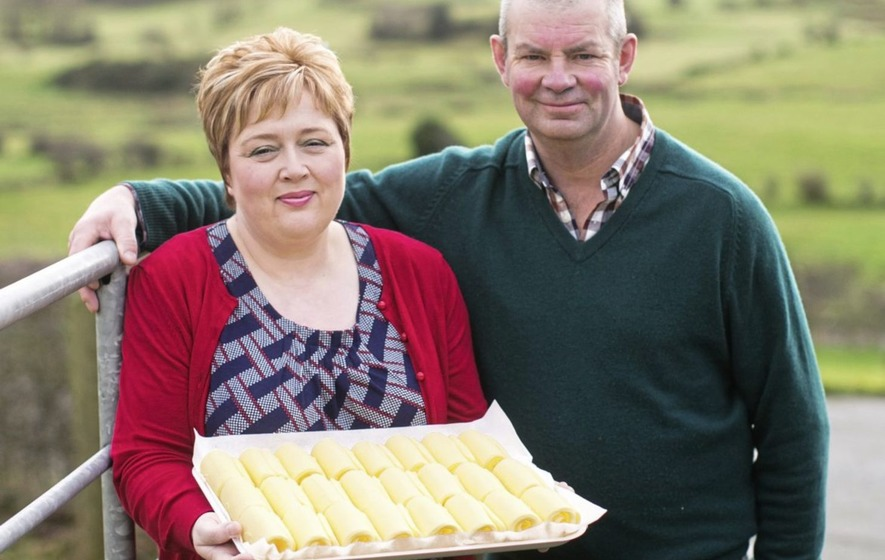 Abernethy: How a Dromore couple have made butter the stuff of dreams