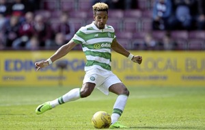 PSNI probes racist banner against Celtic footballer Scott Sinclair on Belfast bonfire