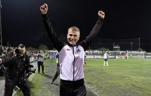 Dundalk up against it against Rosenborg in Norway