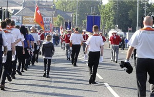 Gallery: Ardoyne suspect package a hoax as Orange march passes off peacefully