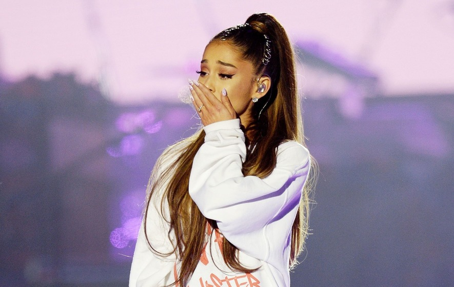 Ariana Grande made honorary citizen of Manchester