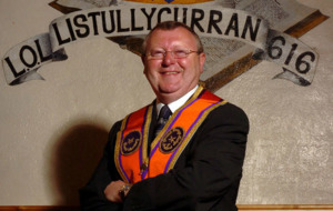 The late Drew Nelson to be recognised for 'contribution to Orangeism'