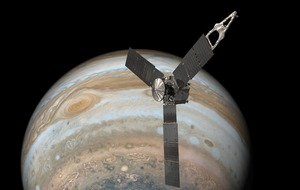 Nasa's Juno probe completes fly-by over Jupiter's Great Red Spot