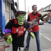 Down GAA fan hopes Frankenstein's monster can put frighteners on Tyrone