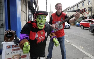 Down GAA fan hopes Frankenstein's monster can put frighteners on Tyrone