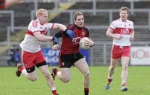 Family values driving on Aidan Carr in bid to land elusive Ulster title