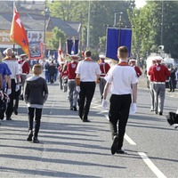 'No sinister intention' towards pedestrians driven at during Twelfth