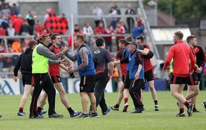 Down boss Eamonn Burns deserves the most credit says Tyrone's Mickey Harte