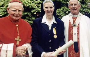 Sr Betty Casey: Much-loved teacher in Armagh and indispensable support to three Archbishops