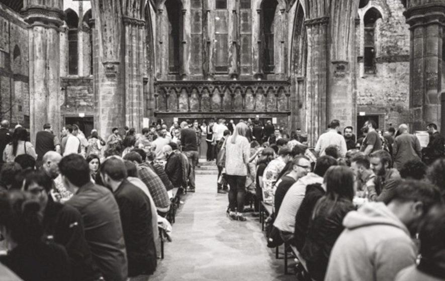 Craft Beer: ABV Fest returns to Belfast's Carlisle Memorial Church