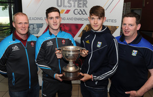 Derry and Cavan stars Paddy Bradley and Seanie Johnston talk Ulster Minor final days