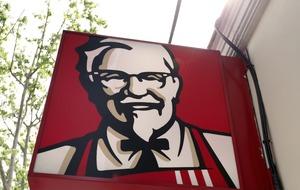 Huawei reveals bizarre KFC phone to mark 30 years of fried chicken chain in China