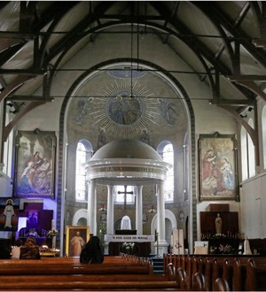 Masses will not be celebrated at oldest Catholic Church in Belfast for four weeks due to renovation work