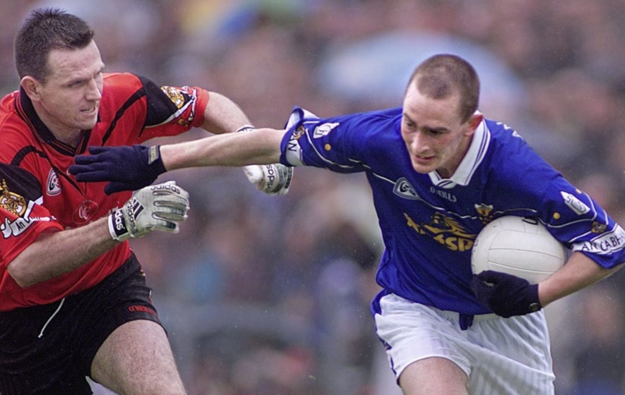 Where are they now? The life and times of former Down defender Miceal Magill
