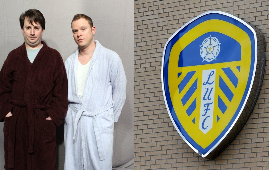 Leeds United's transfer announcements are becoming like something out of Peep Show