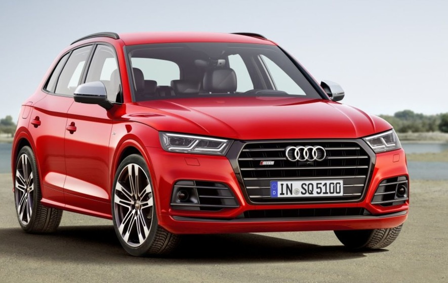 The Audi SQ5: a perfect all-rounder