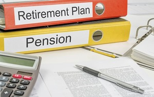 More than half of people working past their state pension age