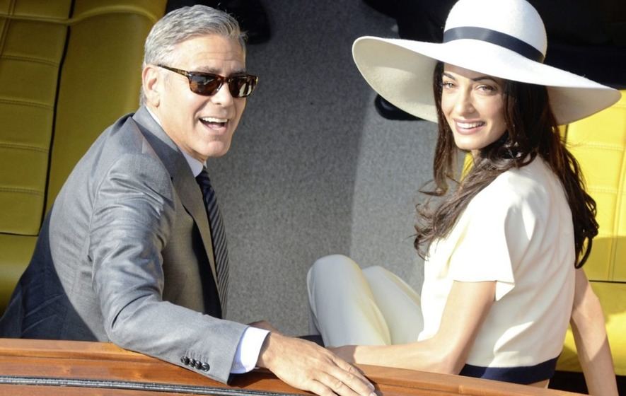 Sleb Safari: George and Amal Clooney need to baby proof their Lake Como villa