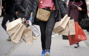 'Disappointing' NI high street suffers sharpest footfall decline in UK