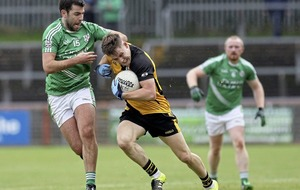 Kieran McGeary revelling in successful spell