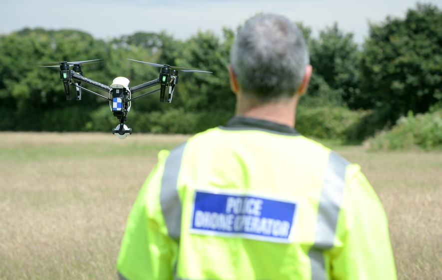 Police launch first fully-operational drone unit in the UK: All you need to know
