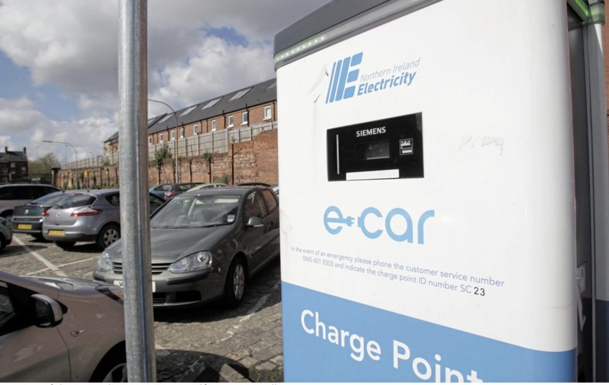 Concerns over plans to move electric vehicle charging points