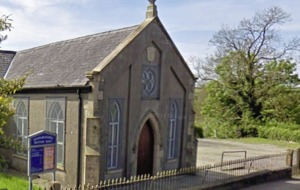 Petrol bomb thrown at Stewartstown Baptist Hall