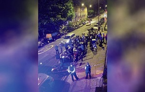 Two teens questioned after London hit with five acid attacks in 90 minutes