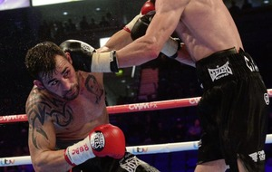 Anthony Cacace takes on MArtin J Ward in British and Commonwealth title rumble