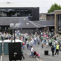 Celtic fanzone organisers withdraw council funding application