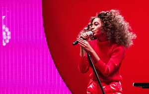 Solange 'breaks out of hospital' to perform at Lovebox