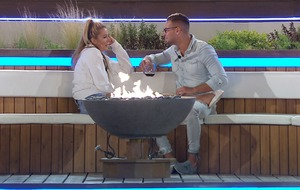 Love Island viewers delighted as Chris wins battle for Liv's heart