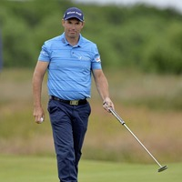 Padraig Harrington shares Scottish Open lead as Rory McIlroy misses cut