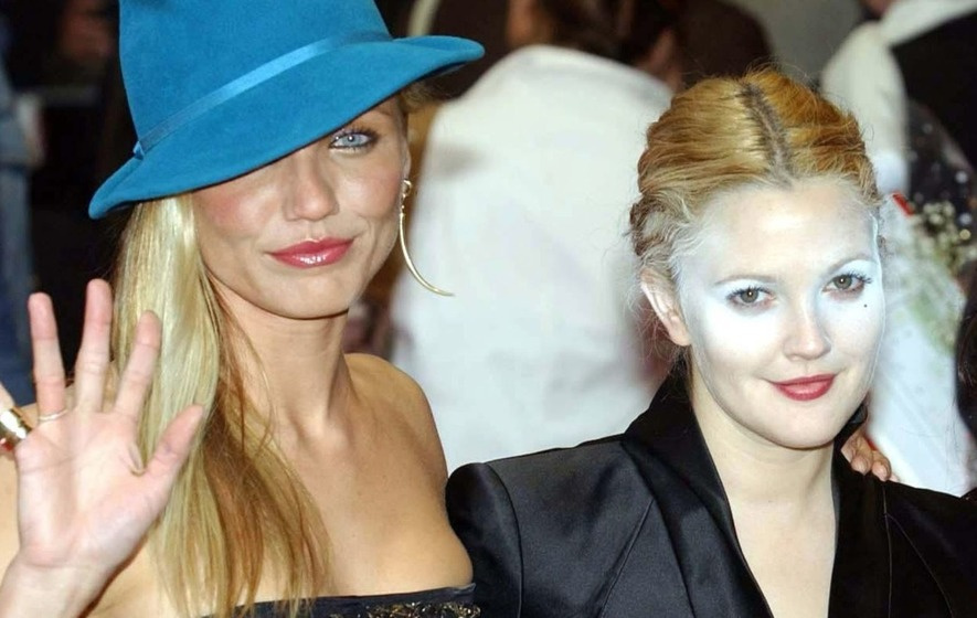 Drew Barrymore shares reunion picture with Cameron Diaz
