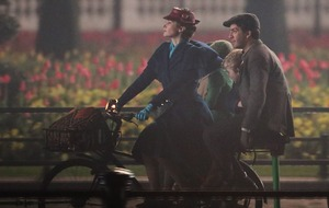 Emily Blunt debuts as Mary Poppins as new Disney film line-up is announced