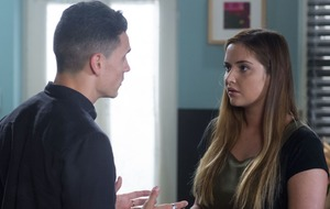 EastEnders' Lauren rocked by shock proposal