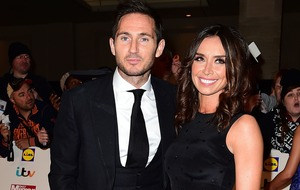 Christine Lampard says she would not have IVF with husband Frank