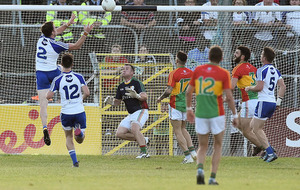 Monaghan survive an All-Ireland qualifier scare in Carlow