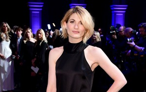 Jodie Whittaker named Peter Capaldi's successor in Doctor Who
