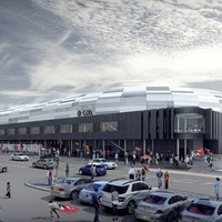 Tyrone and Down fans shown video of proposed Casement Park stadium