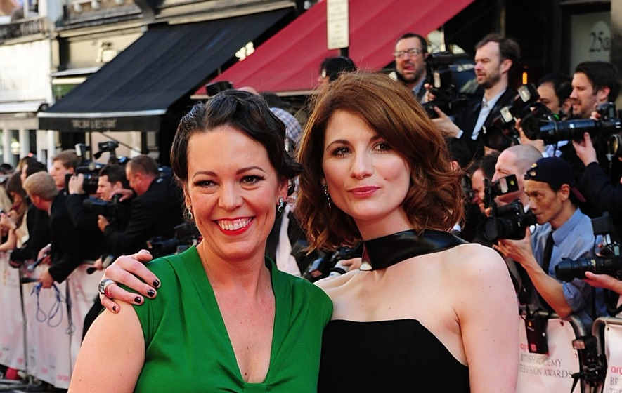 Olivia Colman: Jodie Whittaker will do The Doctor 'better than anyone'