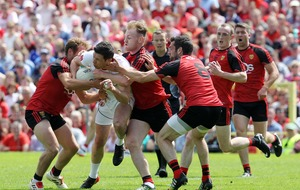 Tyrone retain Ulster title comfortably against disappointing Down at Clones
