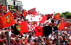 Whistling Peugeots, milkshakes and road rage...just another Ulster final day at Clones