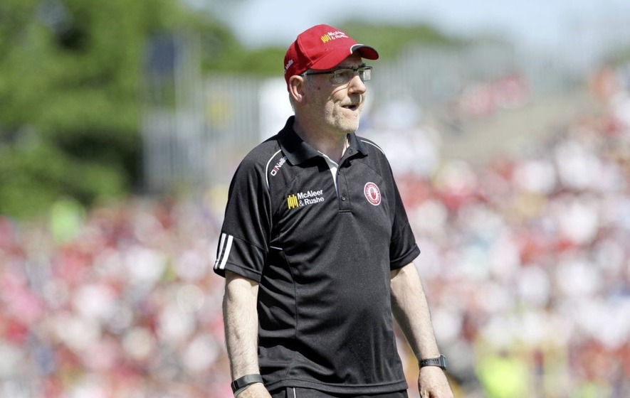 Mickey Harte setting his sights on another crack at Sam