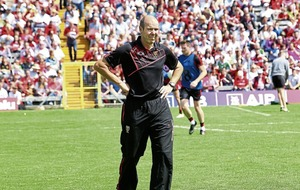 Ulster final experience will stand to Down players says Eamonn Burns