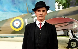 Sir Mark Rylance: No chairs for actors on set of Dunkirk