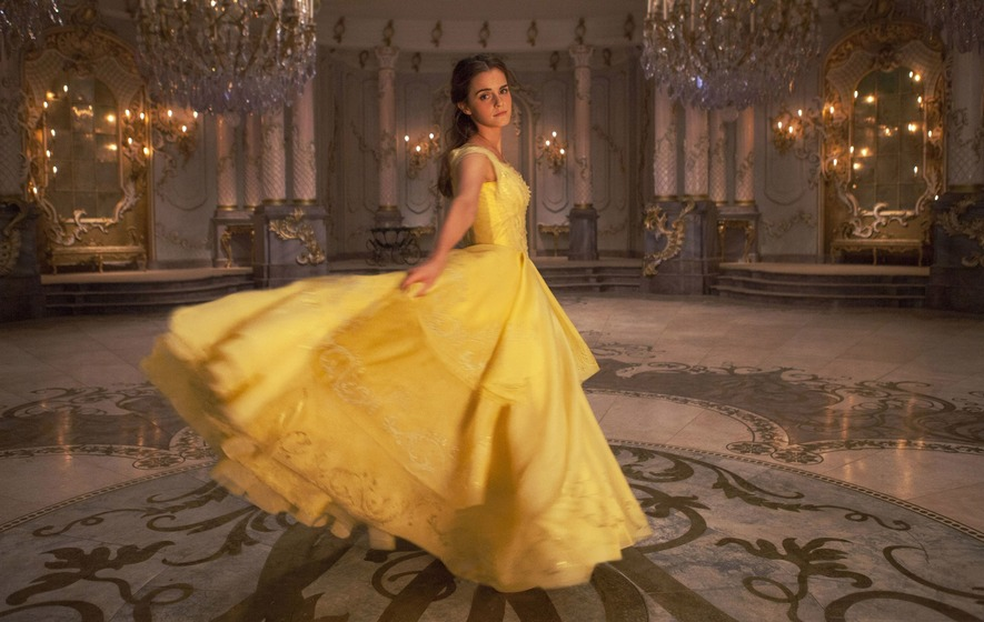Beauty And The Beast's Belle tops poll of most inspiring children's movie quotes
