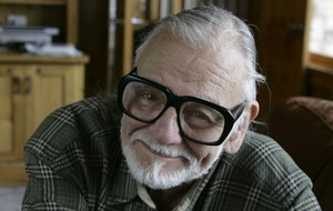 Stephen King leads tributes to Night Of The Living Dead director George A Romero