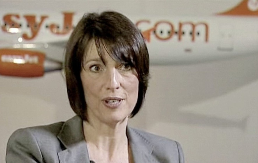 Easyjet boss Carolyn McCall lands top job at ITV