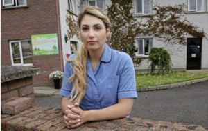 Highly-skilled Greek nurse working in care home after failing English test five times